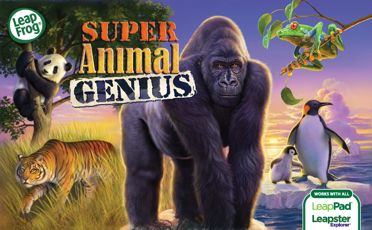 Super Animal Genius