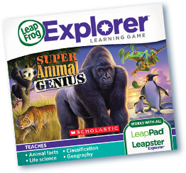 Explorer Learning Game