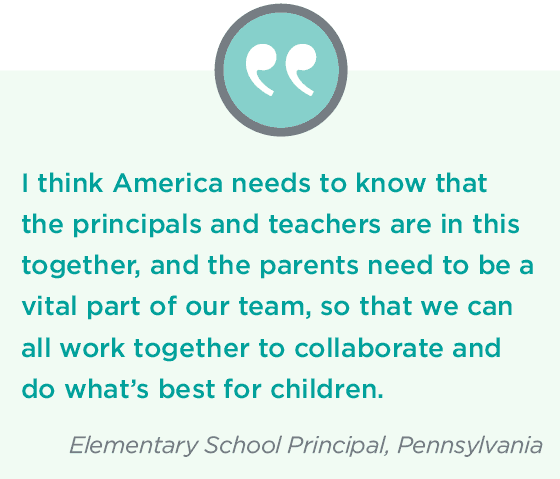 Principals Vital Part Of Special >> Families Communities As Imortant Partners Teachers And